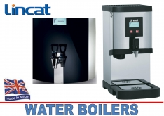 WATER BOILERS by LINCAT - K.F.Bartlett LtdCatering equipment, refrigeration & air-conditioning